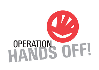 Operation Hands Off!